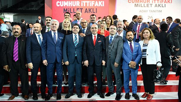 'MHP Türk-İslam Dünyasının umudu'