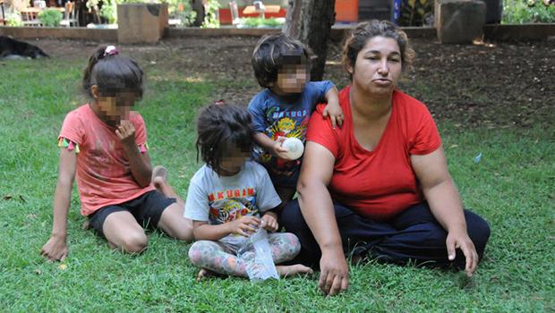 Eşiyle Kavga Etti, 3 Çocuğuyla Sokakta Kaldı