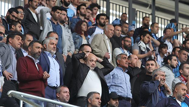 Adana Demirspor'da Play-off Sevinci Ağlattı