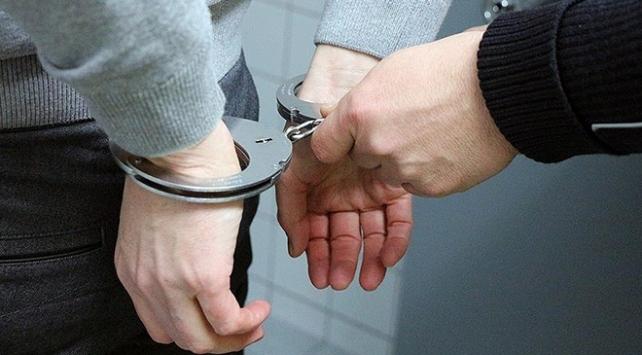 Evinde yaklaşık 24 kilo esrar ele geçirilen zanlı tutuklandı
