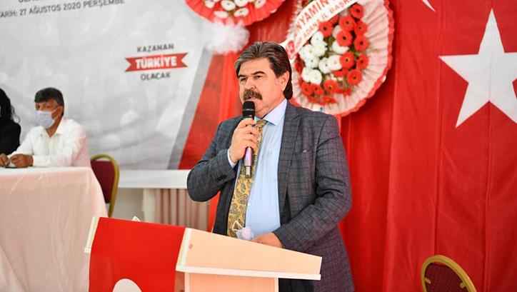 MHP Adana'da Avcı ile yola devam ediyor!