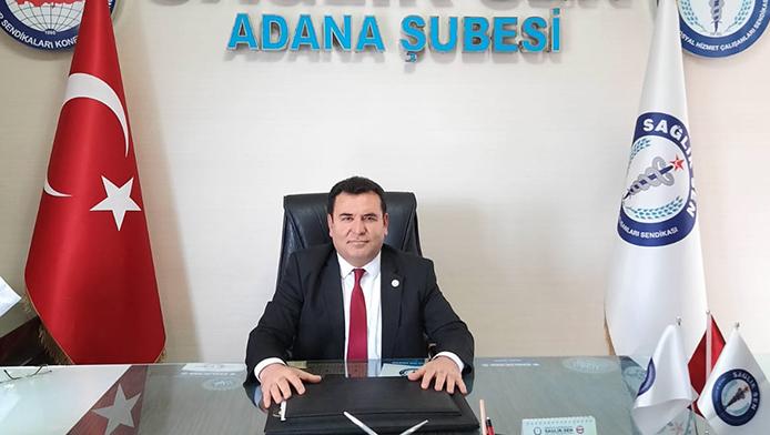 Nennioğlu, sağlık çalışanlarına teşekkür etti...