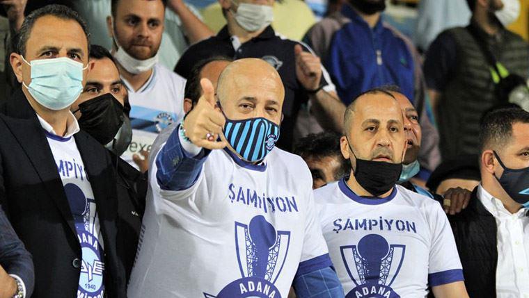 Murat Sancak: 'Süper Lig'de kalıcı olacağız'