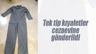 58 bin 500 hükümlü ve tutuklu tulum giyecek!