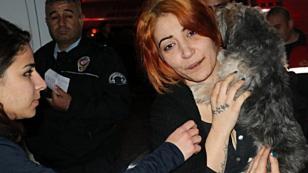 Ayrıldığı Kız Arkadaşını Dövüp Evini Yakan Zanlı Tutuklandı