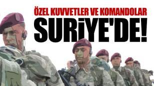 Türk Askeri, Afrin Toprakları İçinde 5 Kilometre İlerledi