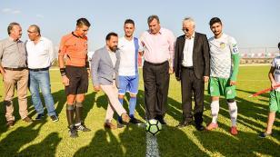 Sarıçam'da Başkanlık Kupası Heyecanı....