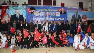 Türk dünyasının hapkido kardeşliği...