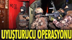 Uyuşturucuyla yakalandılar şartlı serbest bırakıldılar