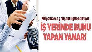 Milyonlarca çalışanı ilgilendiriyor! Fazla internet işten attırır…