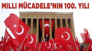 19 Mayıs'ın 100'üncü yıl coşkusu