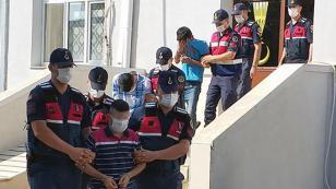 Jandarma dolandırıcıları suçüstü yakaladı