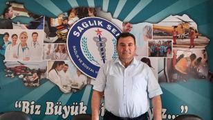 Nennioğlu, 'Sağlık çalışanları makine değil'