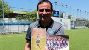 Adana Demirspor'un Bombacı İbosu 1994 yılındaki takım ruhunu gördüm
