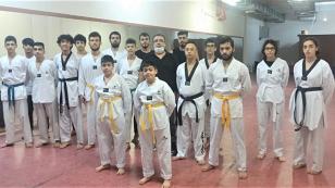 Seyhan Belediyespor, taekwondo'da hedef büyüttü