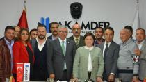 """Karslıoğlu; """"Türkiye tarihinin en zor virajını başarı ile dönmüştür''"""