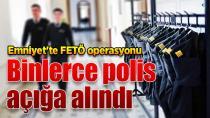 Emniyet'te Şok FETÖ Operasyonu! 9 Bin Polis Açığa Alındı