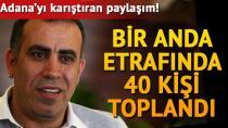 Haluk Levent'ten Adana'yı karıştıran paylaşım!