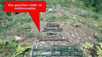 PKK'dan tanksavar füzesi çıktı...