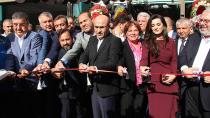 Adana Özsüt'ün açılışında buluştu