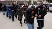 Adana'nın Uyuşturucu Baronu'' Adliyeye Sevk Edildi