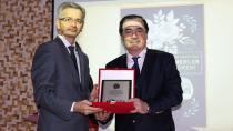 Çukurova Üniversitesi'nde Öğretmenler Günü Kutlandı