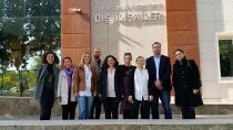 ÇÜ KA107 Projesi Kapsamında İlk Misafirlerini Ağırladı