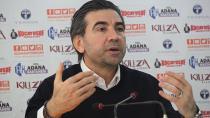 """Özköylü: """"Herkese coşkusu yüksek bir Adanaspor izleteceğiz"""""""
