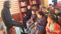 Karacaoğlan'da Edebiyatçılar Buluştu!