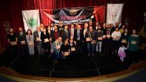 Adana Şehir Tiyatrosu'na 5 ödül