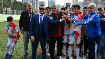 İstiklal Ortaokulu Futbol Şampiyonu Oldu