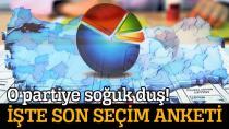 İşte son anket! Erdoğan'a kötü haber!