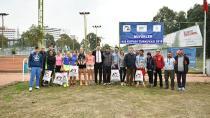 Teniste, Büyükler Kış Kupası heyecanı