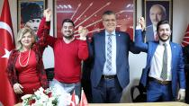 CHP Adana Gençliği Av. Özdemir'e emanet