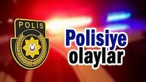 Adana'da bugün yaşanan asayiş olayları!