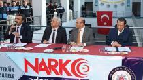 'Narko Adana Elçi' projesi Uyuşturucuya savaş açtı...