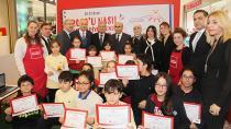 Çocuklar, ATO projesiyle geleceği tasarlıyor