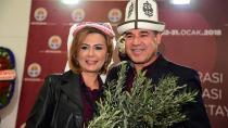 Başkan Sözlü 33 ülkeden 93 ressama zeytin dalı uzattı