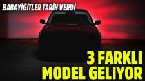Yerli otomobilde 3 elektrikli model geliyor!