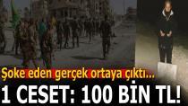 PKK'nın ceset ticareti! Bir ceset 100 bin TL