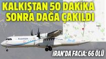 Yolcu Uçağı Düştü, 66 Kişi Hayatını Kaybetti
