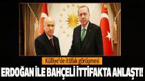Erdoğan-Bahçeli anlaştı! 2019 seçimleri için yapılan ittifakın detayları