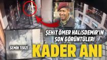 Kahraman Ömer Halisdemir'in son görüntüleri ortaya çıktı