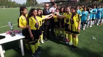Sarıçam Spor Lisesi  Kız ve Erkeklerde   Şampiyon Oldu