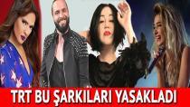 TRT'den milyonların dinlediği şarkılara yasak!