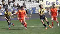 Adanaspor Ateş Hattında:1-2
