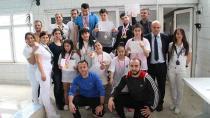 Adana Uluslar arası masa tenisi müsabakalarına hazır