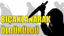 Adana'da 'Niye Omuz Attın' Cinayeti...