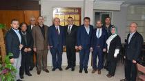 AK Parti Çukurova'dan Basın Kuruluşlarına Ziyaret