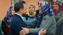 Vatandaş Başkan Uludağ'ı  Ödüllendirdi...